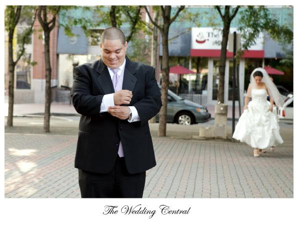 Hoboken New Jersey Wedding Photography