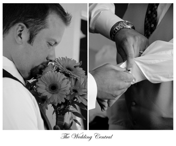 Brownstone NJ Wedding Photography