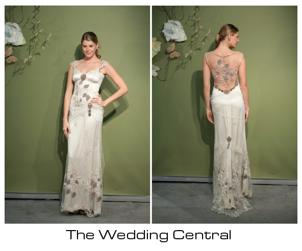 Claire Pettinone wedding dress - New York International Bridal Market