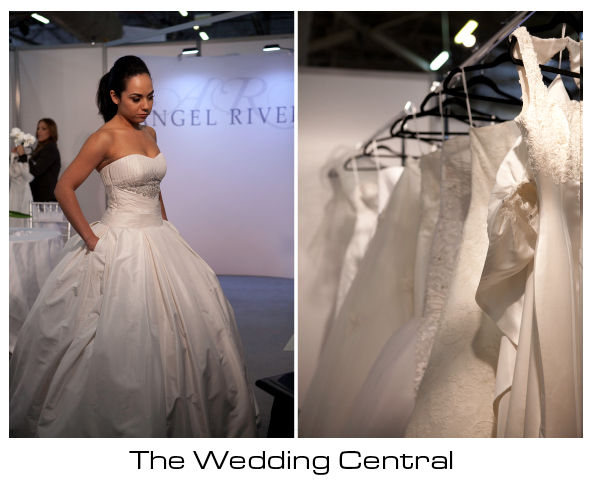 Angel Rivera - New York International Bridal Market