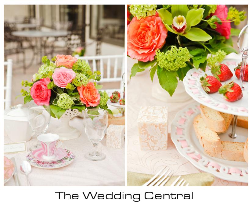 Tea Party styled wedding photos by NJ wedding photographer