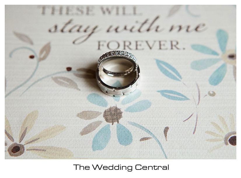NJ Wedding Photographer - wedding rings