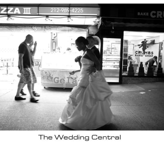 New York City Wedding Photography - Martine and Nicola NYC Wedding Photos