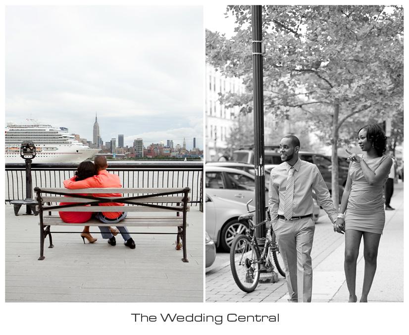 Hoboken Engagement Photos - NJ Wedding Photographer