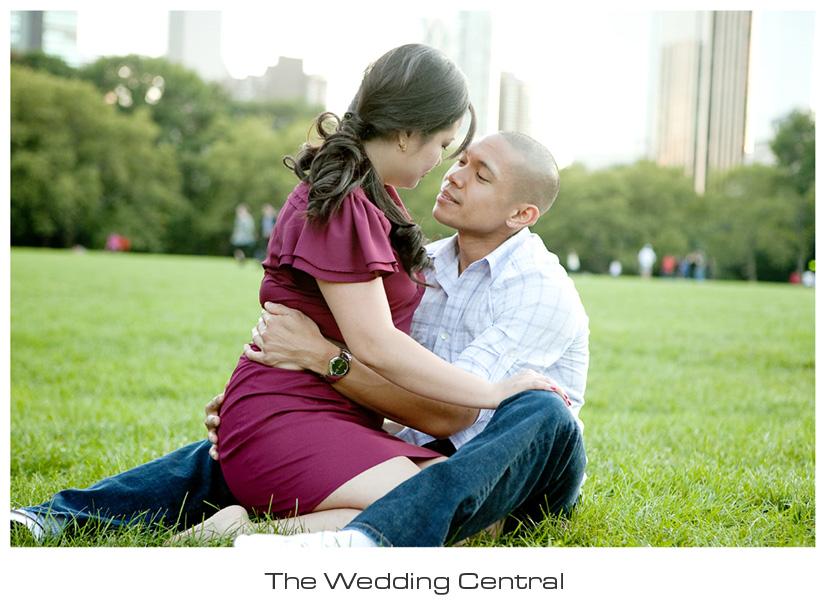 Central Park Engagement Photos - New York City Photographer